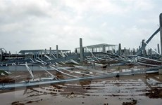 Khẩn trương khắc phục sự cố vụ sập nhà xưởng ở Quảng Ninh