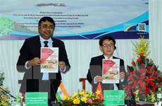 Thúc đẩy hợp tác nông nghiệp giữa Lâm Đồng với doanh nghiệp Ấn Độ