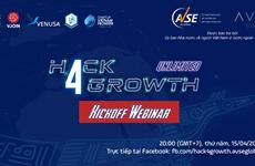 Hack4Growth 2021 - Cuộc thi dành cho giới khởi nghiệp Việt Nam