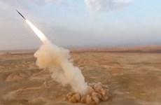 Quân đội Iran ra mắt nhiều thiết bị quân sự nội địa mới