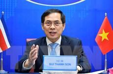 Tăng cường quan hệ hữu nghị và hợp tác giữa Việt Nam-Costa Rica