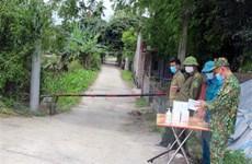 Nhiều F1, F2 của ca bệnh ở Hà Nam đã âm tính với SARS-CoV-2