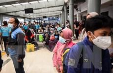 Indonesia huy động 155.000 binh lính và cảnh sát ngăn dân về quê