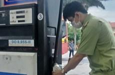 Nam Định: Thông tin về dầu diesel lẫn nước tại cửa hàng xăng dầu 020