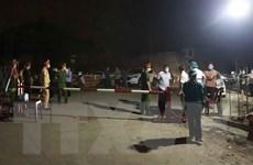 Vĩnh Phúc cách ly xã hội thôn Đại Nội, Quảng Nam lập 7 chốt kiểm soát