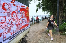 Lịch trình di chuyển tại Hà Nội của nữ sinh quê Phú Thọ nhiễm COVID-19