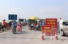 Bắc Ninh thiết lập vùng cách ly liên quan đến ca bệnh ở Canon Việt Nam