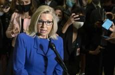 Mỹ: Đảng Cộng hòa loại bà Liz Cheney khỏi vị trí cấp cao tại Hạ viện