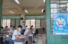TP.HCM, Khánh Hòa tìm giải pháp hợp lý cho kỳ thi cuối cấp