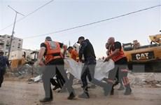 Người dân Israel xuống đường diễu hành phản đối bạo lực
