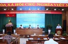 Thành phố Hồ Chí Minh đã sẵn sàng cho Ngày hội toàn dân