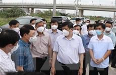 Bắc Giang: Dịch bệnh rất phức tạp, có thể sẽ có thêm các ca cộng đồng