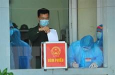 Bầu cử QH và HĐND: 16 tỉnh, thành phố hoàn thành việc bầu cử sớm