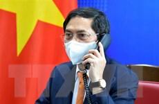 Đề nghị Đức tạo điều kiện để Việt Nam tiếp cận nguồn vaccine