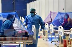 Số ca nhiễm mới COVID-19: Ấn Độ vẫn cao, Lào và Pháp đều giảm