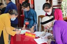 Lạng Sơn, Bình Thuận công bố kết quả sơ bộ cuộc bầu cử