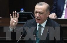Thổ Nhĩ Kỳ hy vọng về một kỷ nguyên mới trong quan hệ với Mỹ