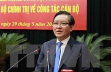 Ông Lương Quốc Đoàn là Bí thư Đảng đoàn Hội Nông dân Việt Nam