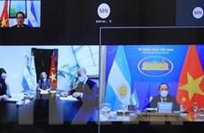 Tham khảo chính trị Việt Nam-Argentina lần thứ VIII