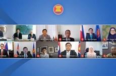 ASEAN-Na Uy kiểm điểm hợp tác trong khuôn khổ Đối tác Đối thoại