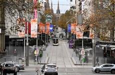 Australia: Thành phố Melbourne gia hạn phong tỏa thêm một tuần