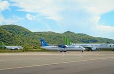 Bà Rịa-Vũng Tàu đề xuất tạm dừng các chuyến bay đến Côn Đảo
