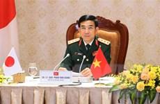 Tiếp tục thúc đẩy hợp tác quốc phòng Việt Nam-Nhật Bản