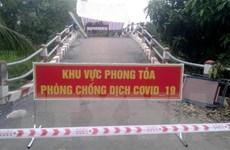 Tiền Giang, Bình Phước, Quảng Ninh kích hoạt các biện pháp chống dịch