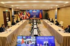 Kỳ vọng xung lực mới cho quan hệ đối thoại ASEAN-Trung Quốc