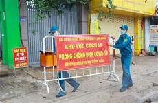 Cảnh giác với dịch bệnh nhưng không ngăn sông, cấm chợ