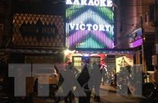 """Lâm Đồng thu hồi giấy phép 2 quán karaoke tắt đèn """"trốn"""" phạt"""
