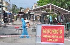 Tiền Giang: Phong tỏa thêm xã Mỹ Hạnh Đông để phòng, chống COVID-19