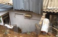 Yên Bái: Lại xảy ra sạt lở đất khiến một phụ nữ tử vong