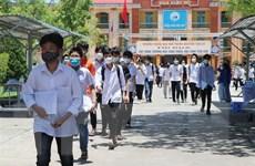 Hải Dương hoàn thành thi lớp 10, Đà Nẵng nới lỏng hoạt động giáo dục