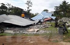 Indonesia cảnh báo sóng thần sau động đất ở miền Đông