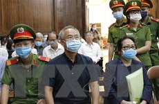 Xử vụ án nguyên Phó Chủ tịch UBND TP.HCM Nguyễn Thành Tài vào tháng 7