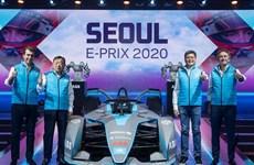 Hàn Quốc: Thủ đô Seoul lần đầu tiên đăng cai cuộc đua xe điện E-Prix