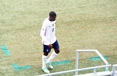 Đội tuyển Pháp nhận hung tin về cầu thủ chạy cánh Ousmane Dembele
