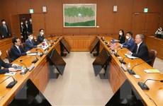Mỹ-Nhật-Hàn nhất trí tiếp tục hợp tác liên quan Triều Tiên