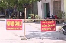 Hưng Yên: Thêm 2 trường hợp dương tính, phong tỏa thêm một thôn