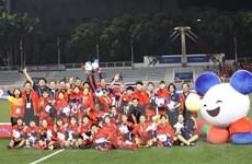 Kết quả bốc thăm của Việt Nam tại Vòng loại ASIAN nữ Cup 2022