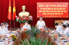 """""""Đắk Lắk cần xác định cao tốc Buôn Ma Thuột-Nha Trang là ưu tiên số 1"""""""