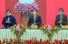 Kiện toàn các chức danh chủ chốt HĐND và UBND tỉnh Lâm Đồng