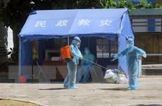 Ngày thứ hai có hơn 1.000 ca, Việt Nam tăng biện pháp chống dịch