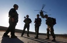 Mỹ lặng lẽ rút khỏi căn cứ không quân lớn nhất Afghanistan vào nửa đêm
