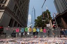New York diễu hành tôn vinh những người hùng chống COVID-19