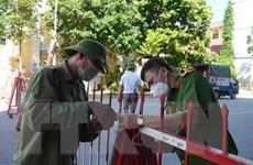 Việt Nam ghi nhận 1.625 ca mắc mới COVID-19 trong ngày 9/7