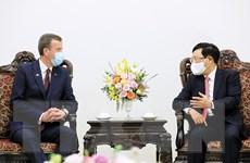 Tiếp tục thúc đẩy hợp tác kinh tế, thương mại Việt Nam-Australia