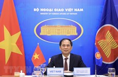Nhất trí đẩy mạnh tham vấn, đối thoại và hợp tác ASEAN-Hoa Kỳ
