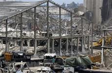 Lãnh đạo Liban đề nghị thành lập tòa án quốc tế xử vụ nổ ở cảng Beirut